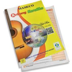 Sách và Đĩa Karaoke Arirang Serial A Vol 65-66 mới