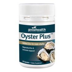 Tinh Chất Hàu Goodhealth Oyster Plus 60 Viên