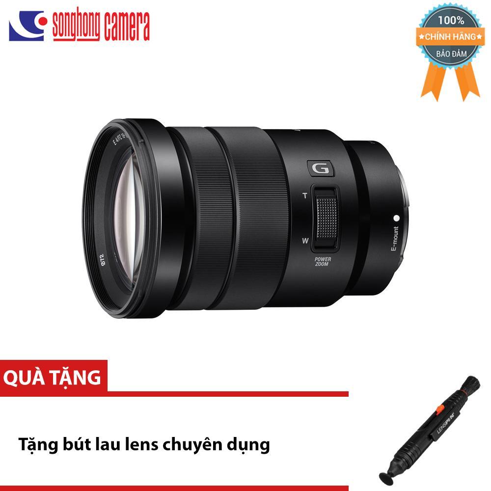 Lens Sony E PZ 18-105mm F4 G OSS - HÀNG CHÍNH HÃNG