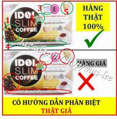 Cà phê Idol Slim Coffee (10 gói x 15g) – Thái Lan – Ca phe giam can IdolSlim Coffee – Cafe giam can – Caphe giam can – Giam can hieu qua