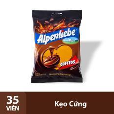 Kẹo Alpenliebe Cofitos Hương Cà Phê Đen Gói 35 Viên