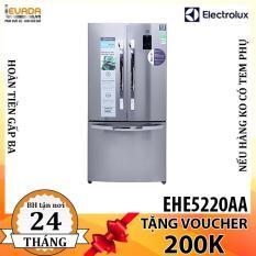 (BAO VẬN CHUYỂN + LẮP ĐẶT) Tủ Lạnh Electrolux 474 Lít EHE5220AA – CHỈ BÁN HỒ CHÍ MINH