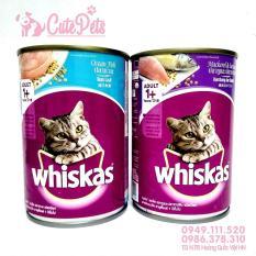 Pate lon Whiskas Adult 400g Thức ăn cho mèo – CutePets