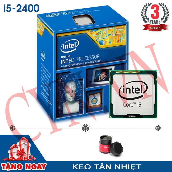 Mua CPU Intel I5 2400 ở đâu tốt?