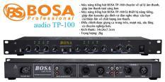 NÂNG TIẾNG LỌC ÂM KARAOKE IDOL'S BOSA audio TP-100