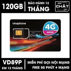 SIM 4G Vinaphone VD89P Tặng 120GB/Tháng + 43.000 Phút Gọi/Tháng – SIM CHẤT