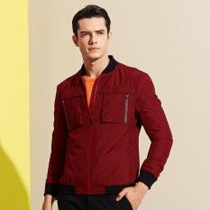 Áo khoác dù nam 2 túi chống thắm cao cấp (3 màu)