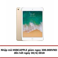 iPad mini 4 7.9-inch Wi-Fi + Cellular 128GB Gold Cực Rẻ Tại Apple