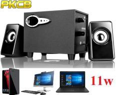 Loa Nghe Nhạc điện thoại, Máy tính, tivi vi tính Bass treb 2018 PKCB 301 PF7