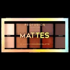 Bộ phấn mắt Profusion của Mỹ – Matte Smoky Eyes