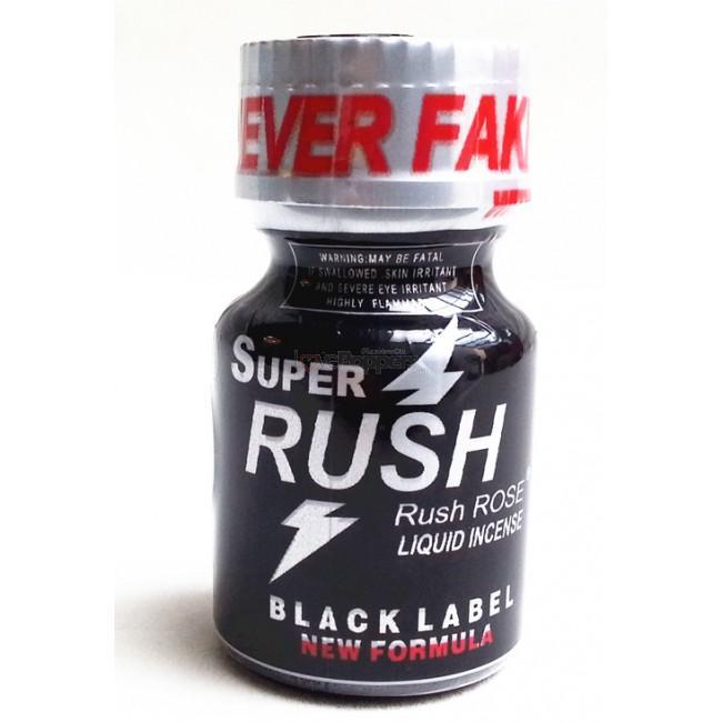 Popper super rush black