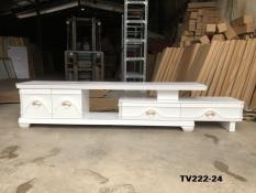 Kệ tivi mặt đá nhập khẩu Mina Furniture MN-TV222-24 (1800-2400)*340*460