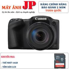 Canon SX430 IS – Tặng thẻ 16G + túi máy