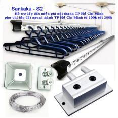 Giàn phơi thông minh Sankaku- S2