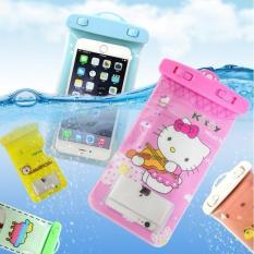 Bao, túi đựng điện thoại chống nước đi biển, bể bơi