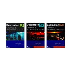 Sách -Trọn bộ Destination Grammar and Vocabulary