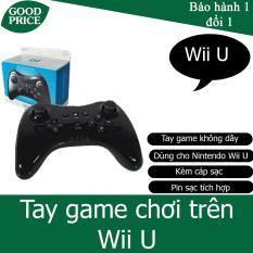 Tay game không dây cho Nintendo Wii U – gamepad Wii U