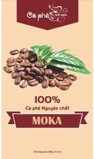 Moka Hạt Rang Xay 100% (Loại MỘC )