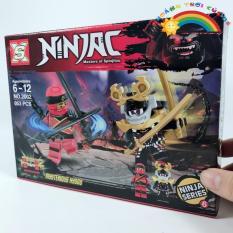 Mô hình Lắp ghép Ninja SX2002