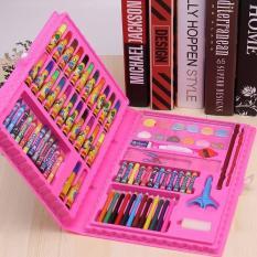 Bộ bút chì màu 86 món giá rẻ cho bé sáng tạo