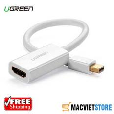 Mini Displayport To HDMI Hiệu Ugreen (10460) – (A1370,A1466,A1502,A1398,A1278,A1286)