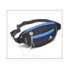 Túi đeo bụng thể thao chạy bộ Jinshiwo (Đen)