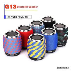 Loa Bluetooth charge G13 tích hợp 4 trong 1 -Hàng zin
