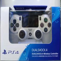 Tay Cầm Playstation PS4 CUH-ZCT2G Màu Trắng – Hàng Phân Phối Chính Thức