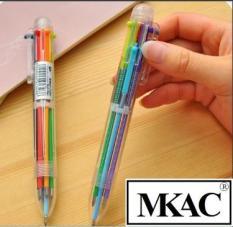 Combo 2 Bút bi 6 đầu 6 màu ( Nhiều màu) – MKAC