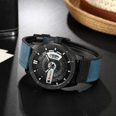 ĐỒNG HỒ NAM CURREN 3108 DÂY DA CAO CẤP +tặng pin đồng hồ