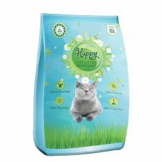 Cát vệ sinh Happy Cat hương chanh 15L 1 túi