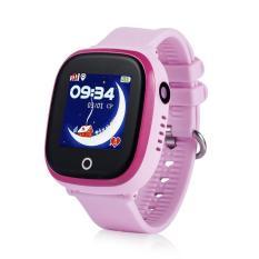 Đồng hồ bé gái định vị gps trẻ em chống nước Wonlex GW400X có camera