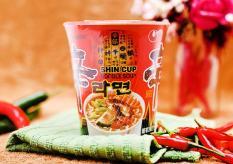 Combo 5 Cốc Mì Shin Hàn Quốc – 65g/ cốc