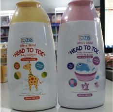 Sữa Tắm Gội Toàn Thân Cho Bé OZE 180ml
