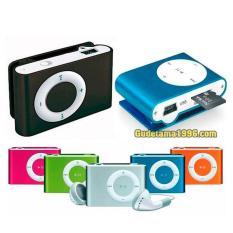 Máy Nghe Nhạc Mp3 kèm tai nghe và dây sạc Mp3 chất lượng cao(màu ngẫu nhiên)