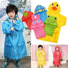 Áo mưa hình thú cỡ lớn cho bé từ 10- 15 tuổi