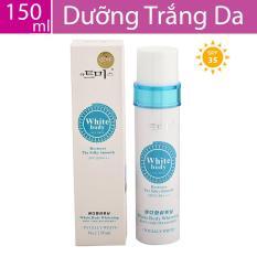 Kem Dưỡng Trắng Da An Toàn White-Body SPF35/PA+++ chống nắng Hàn Quốc 150ml