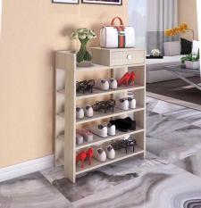 Kệ giày bằng gỗ lắp ráp đa năng tiện dụng GDTRUONG29