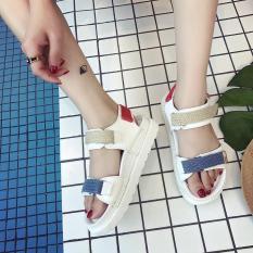 Giày Sandal Nữ quai ngang cá tính – XS0491