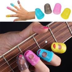 Bộ 4 bọc bảo vệ ngón tay trái chơi guitar khỏi đau (size nữ 3M, 1S)