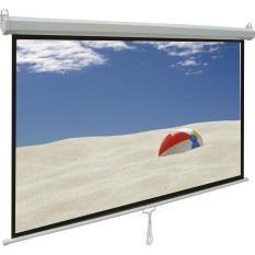 Thông tin sản phẩm Màn chiếu điện APOLLO 120 inch