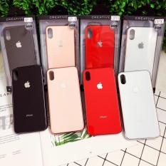 Ốp lưng kính cao cấp IPHONE 6, 6 Plus, 7/8, 7/8 Plus, X, Xs Max