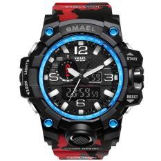 Đồng hồ thể thao nam SMAEL 1545 chống nước 5Bar
