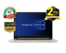 Laptop Asus A510UA-EJ666T I3-7100U, 4G, 1TB, 15.6 FHD, WIN 10 (Vàng gold) – Hãng phân phối chính thức