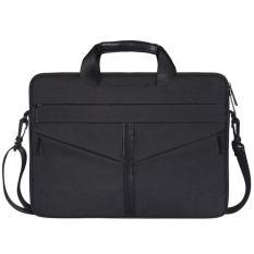 Túi laptop thời trang slimfit sọc da size 13 đến 15.6 inch