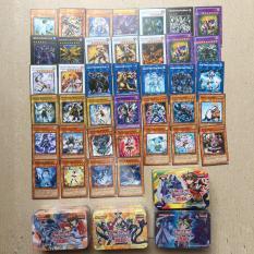 Bài Magic YuGiOh hộp sắt 39 lá Tiếng Anh 11cm x 7,5cm