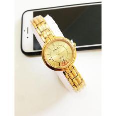CANADO Đồng Hồ Nữ HALEI Ladies Luxury Watch Kính SaphiareHL05012 Chống Xước – Chống Nước