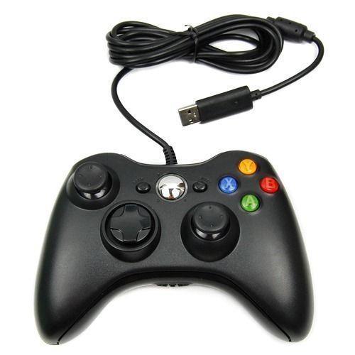 Thiết bị chơi game cầm tay có dây Xbox 360 giá rẻ (Màu ngẫu nhiên)