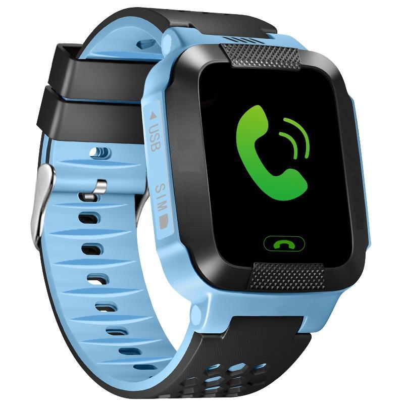 Đồng hồ thông minh Q528 tracker GPS dùng cho trẻ em smart watches an toàn cho trẻ