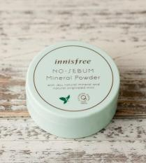 Phấn Phủ Dạng Bột INNISFREE No Sebum Mineral Powder